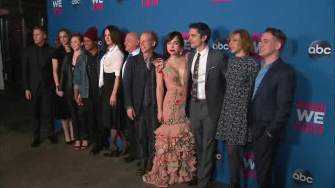 New ABC mini-series 'When We Rise' premieres in Manhattan