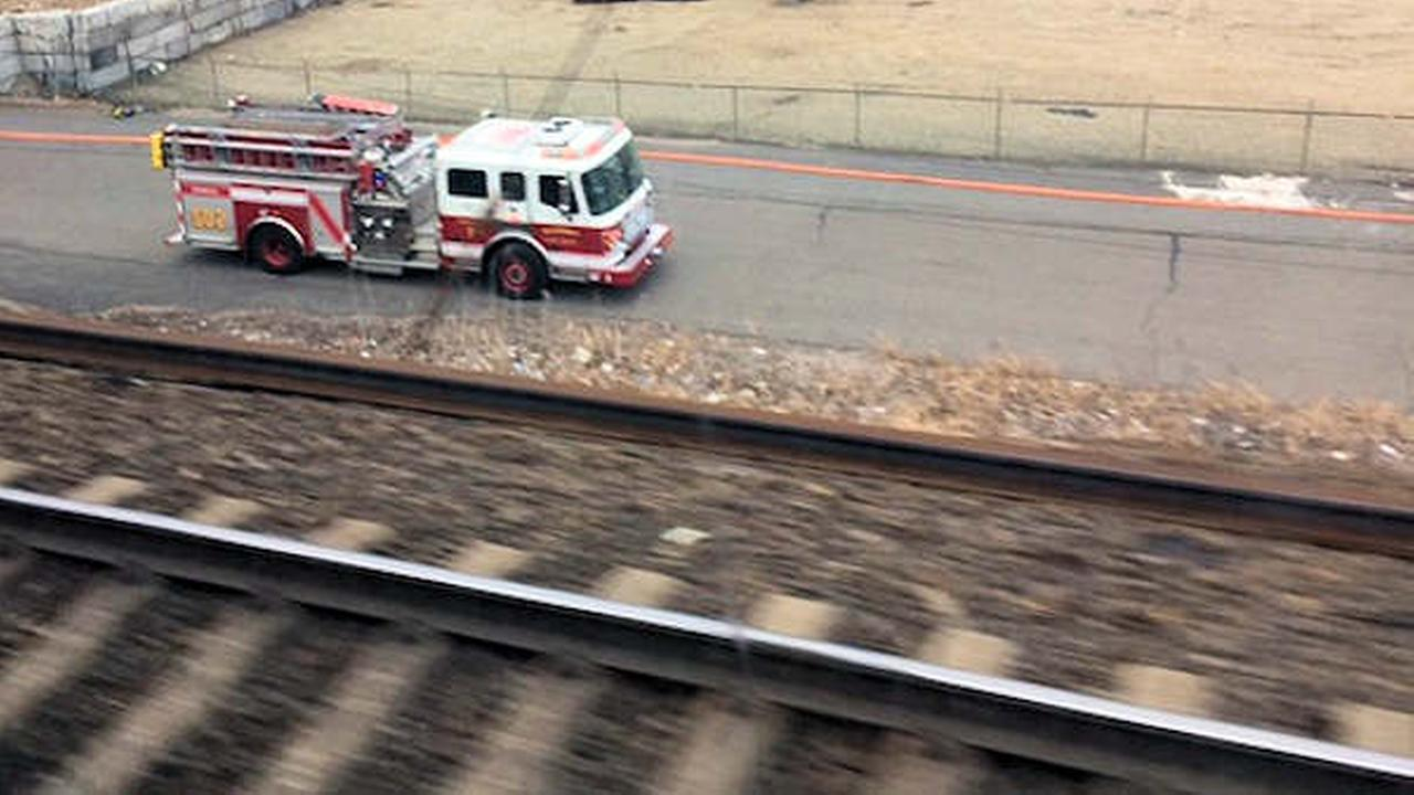 New Jersey Transit service resumes between New York City, Newark after fire