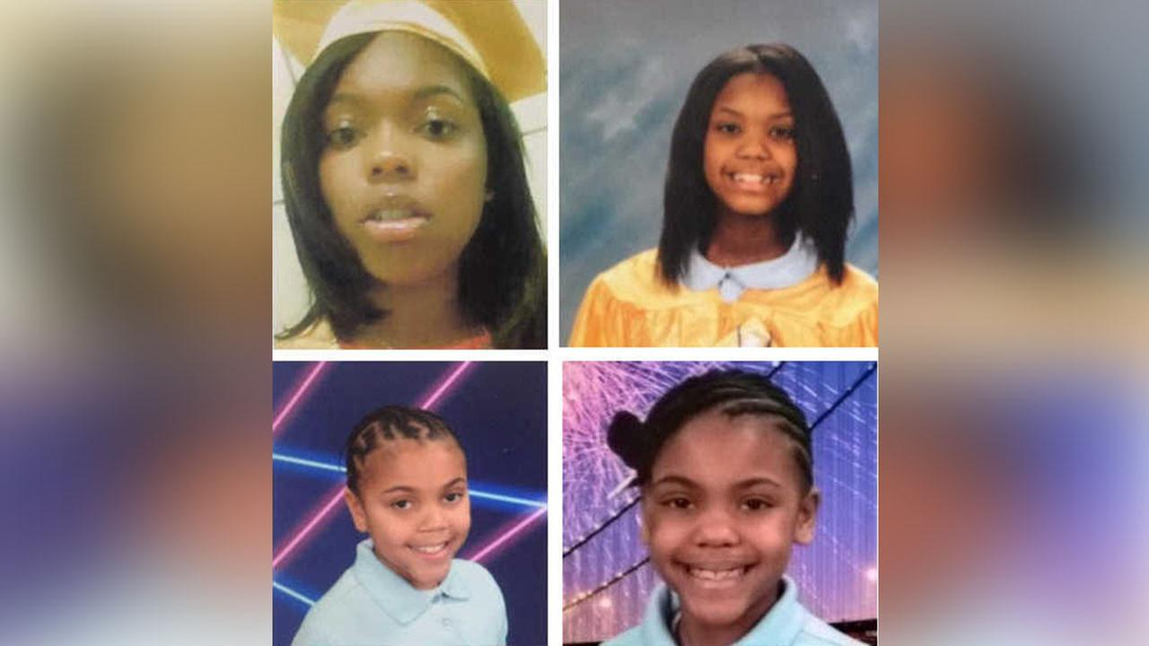 Four sisters found safe after disappearing from East New York foster home