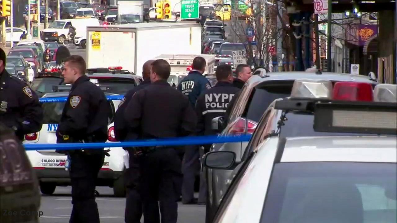 Man allegedly shot by retired NYPD officer in Greenpoint dies from injuries