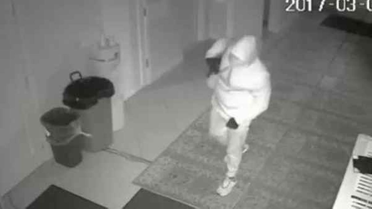 The Islamic Center of Bosnia and Herzegovina on Crescent Street was broken into through a rear door March 8.