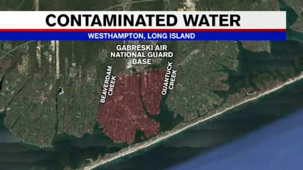 Riverhead residents to file lawsuit over chemicals in water