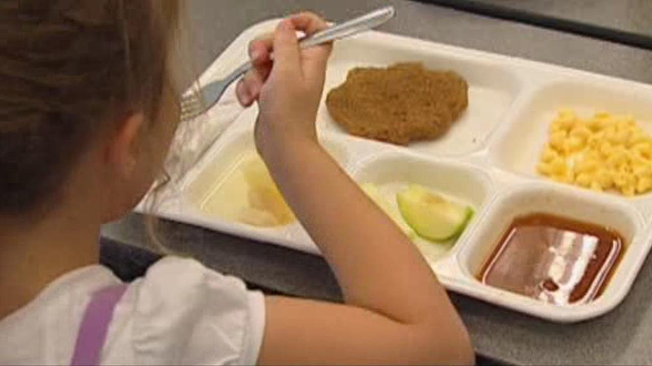 New York City public schools remove chicken tenders, pizza from lunch menus over health concerns