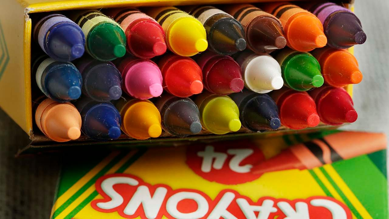 Goodbye dandelion! Crayola makes early retirement announcement