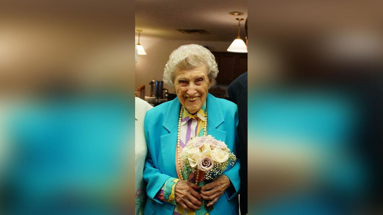 NJ woman celebrates 110th birthday on April Fools' Day