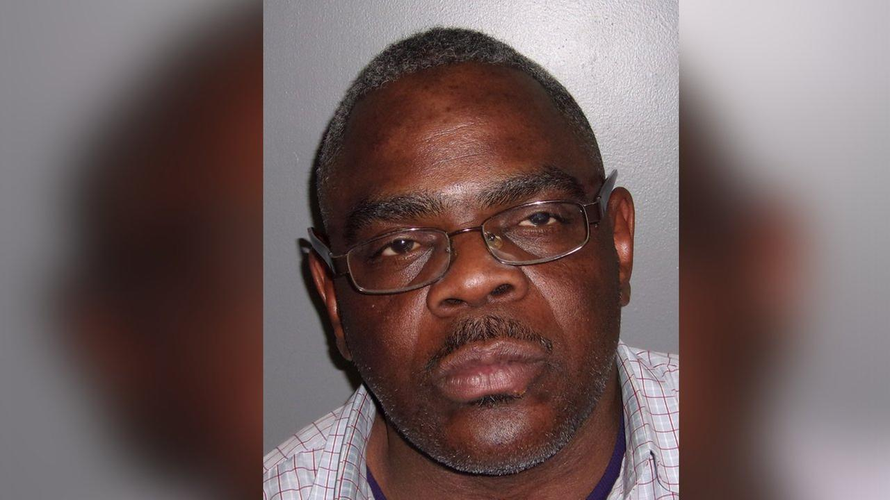 Police arrested 54-year-old Quentin Hunt on theft charges.