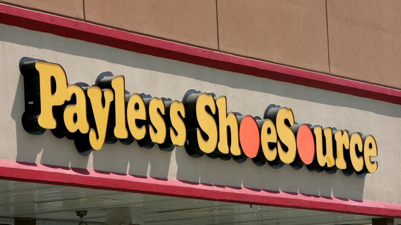 Shoe chain Payless to file for bankruptcy, close nearly 400 stores