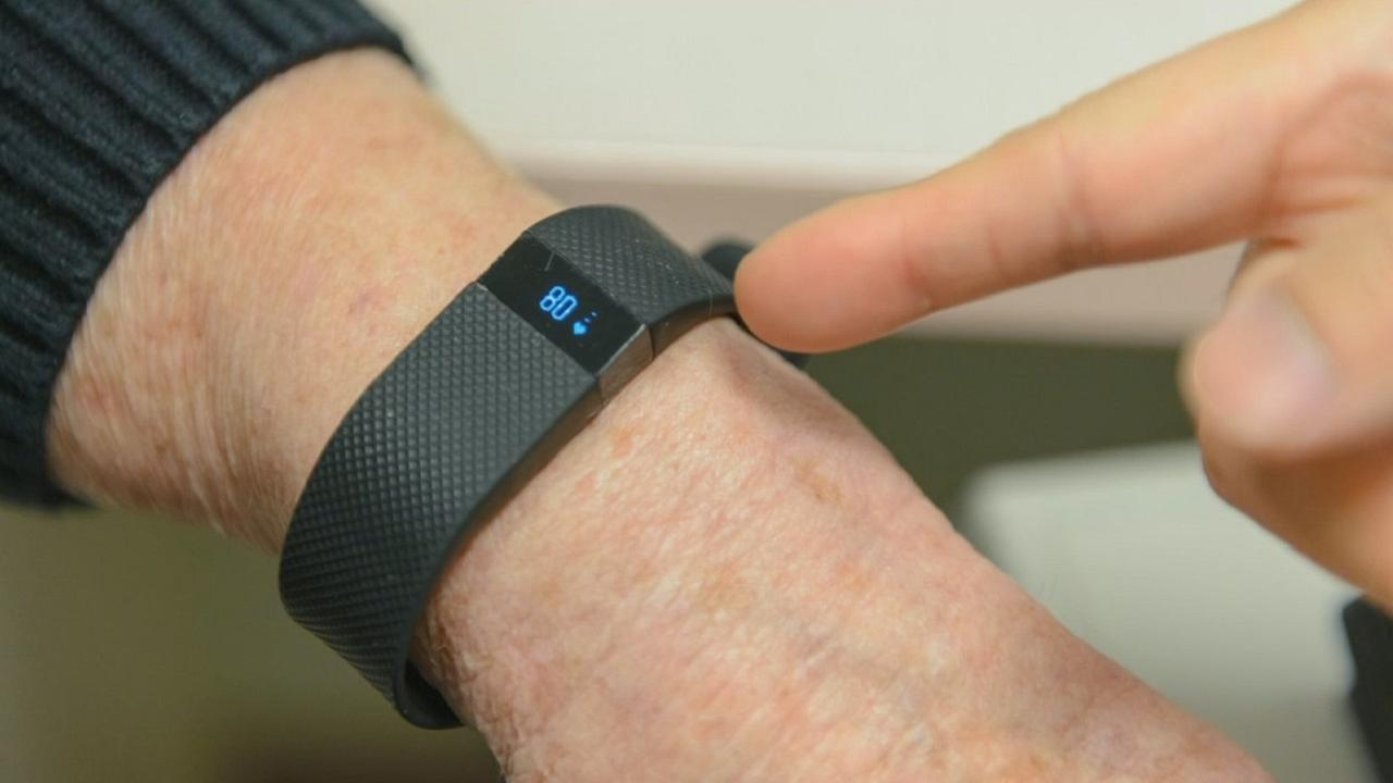 Fitness tracker credited with saving Connecticut woman's life