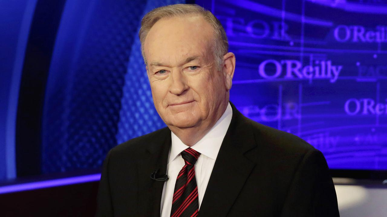 Host Bill OReilly of The OReilly Factor program, on the Fox News Channel, poses for photos, in New York, Thursday, Oct. 1, 2015.