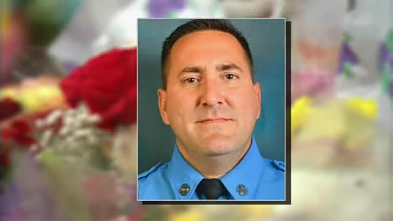 Hundreds attend wake for fallen firefighter William Tolley