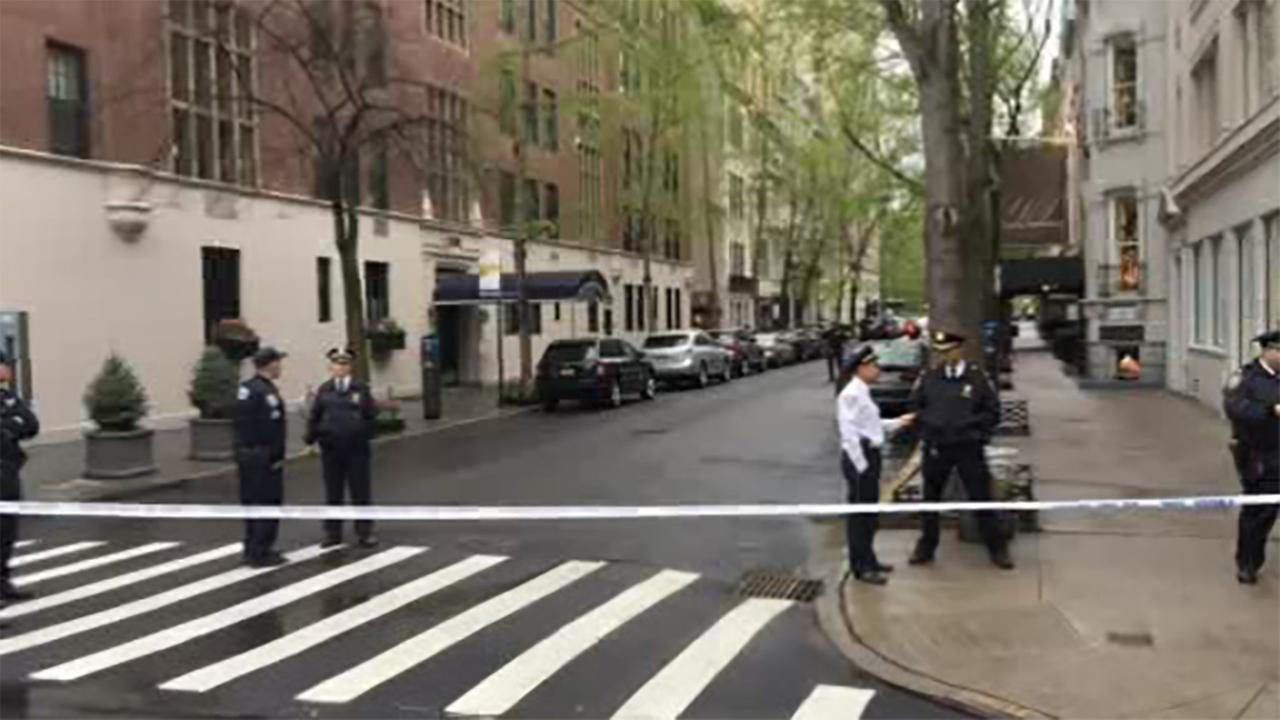 French Consulate on Upper East Side evacuated after false bomb threat
