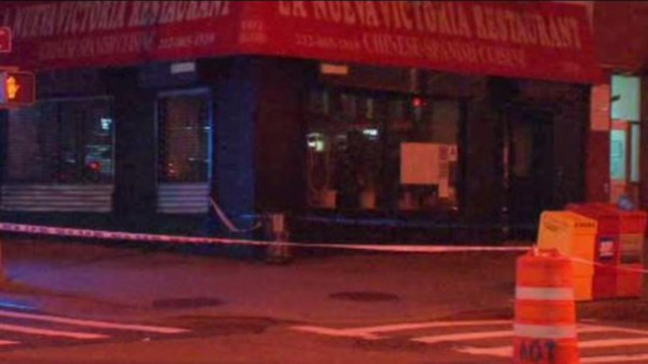A man was found stabbed to death on Broadway on the Upper West Side.