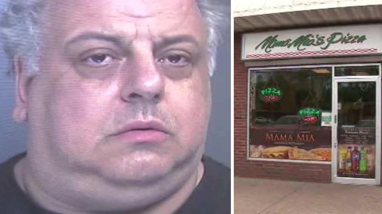 Police: Long Island pizzeria employee busted for selling cocaine in parking lot
