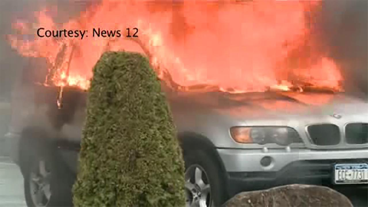 7 On Your Side Investigates exclusive: BMWs mysteriously bursting into  flames | abc7ny.com