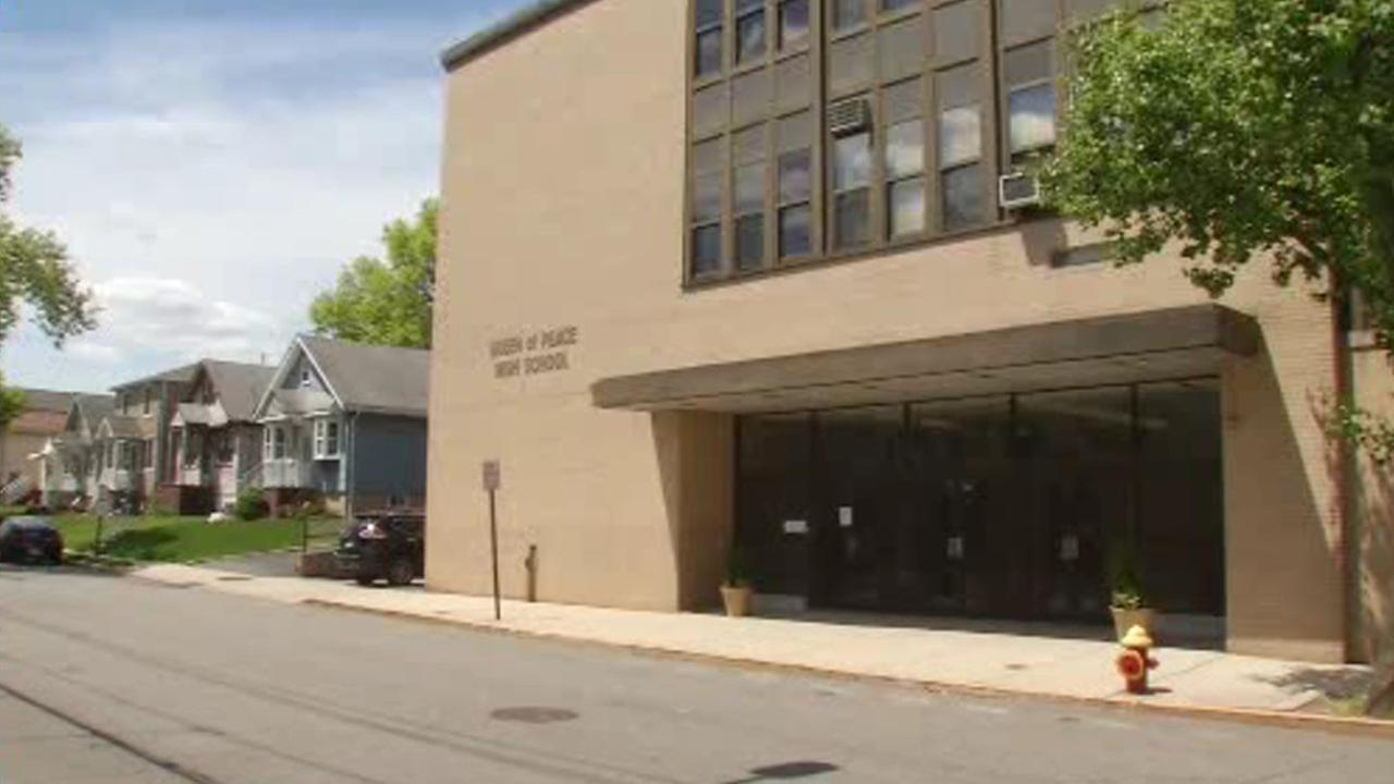 Parents and students attend meeting on planned closure of New Jersey Catholic high school