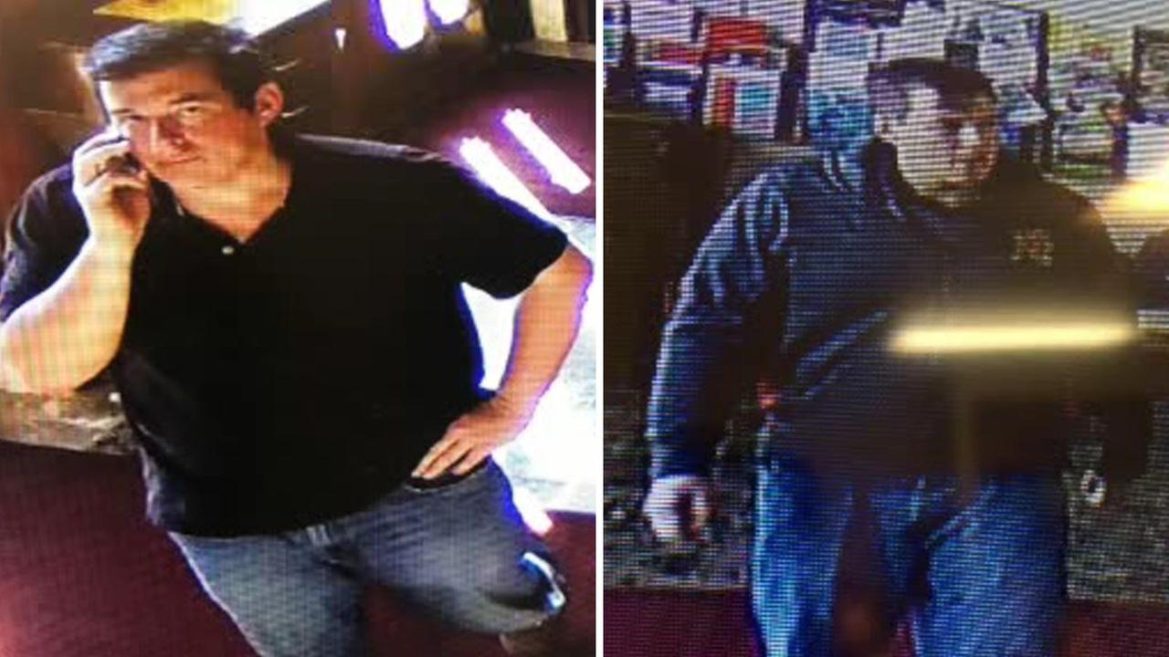 Cliffside Park Police searching for church donation box thief