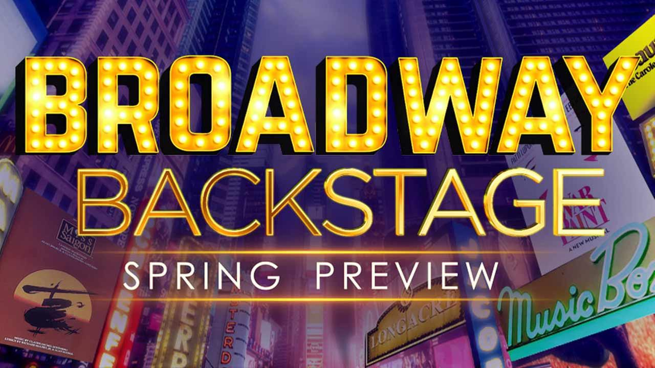 Resources from Broadway Backstage: Spring Preview