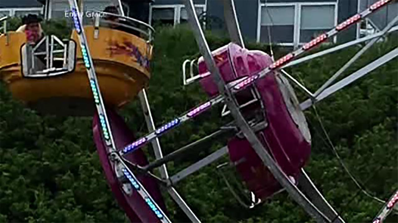 Washington state Ferris wheel accident leaves 3 hurt