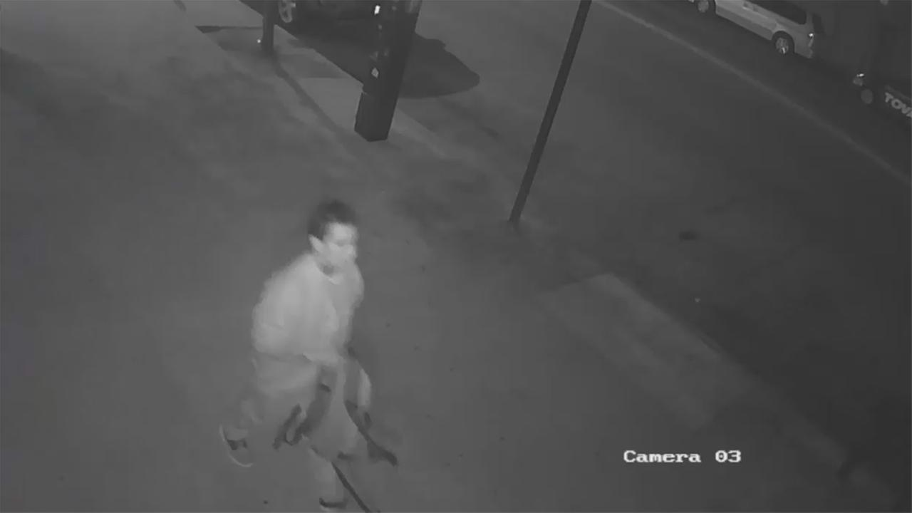 The NYPD released a surveillance image of the suspect in the attempted rape.