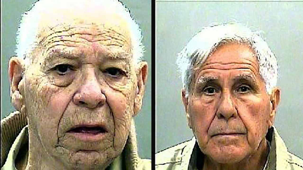 Joseph Dinapoli (left) and Matthew Madonna