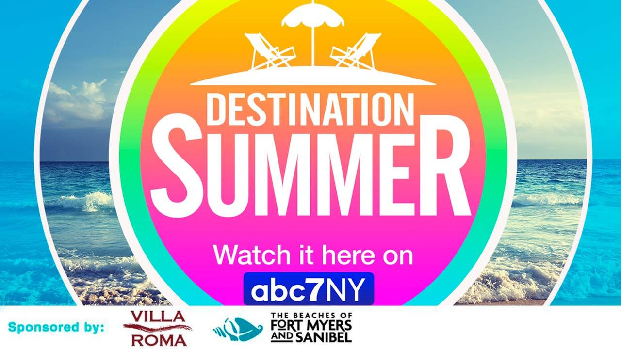 Destination Summer: Only on ABC7NY