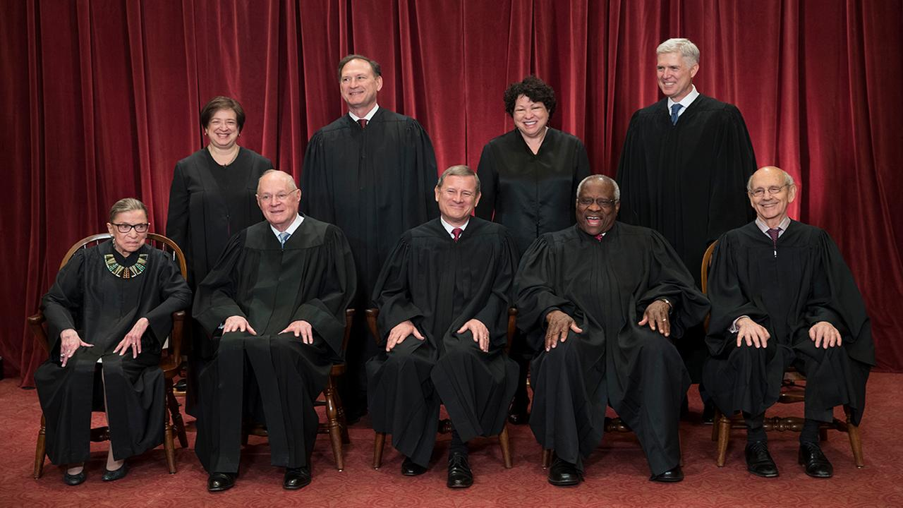 Travel ban, church-state case await action by Supreme Court before end of 2017 session