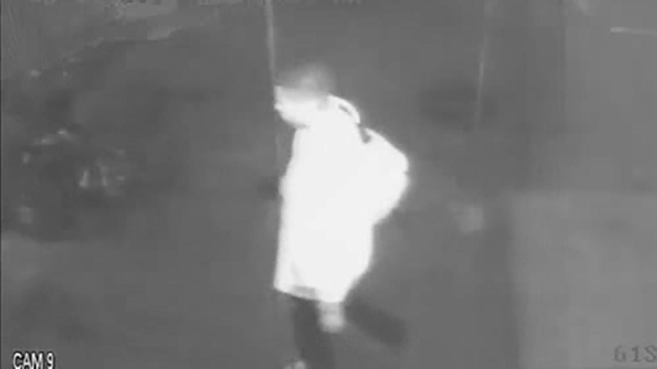 NYPD surveillance image of a suspect in the Upper East Side attack.