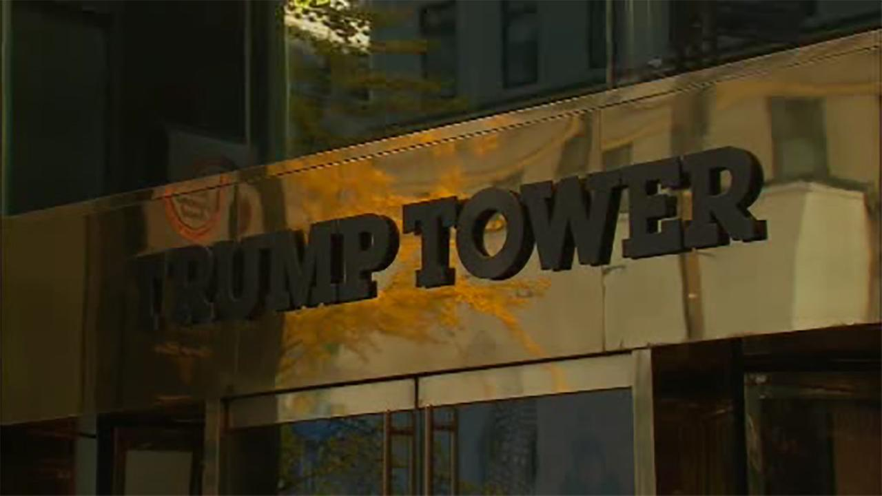 Man who said he wanted to talk to Ivanka Trump arrested at Trump Tower
