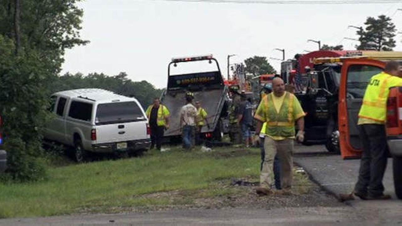 Police ID 2 Victims In Garden State Parkway Crash In Stafford Township Awesome Ideas