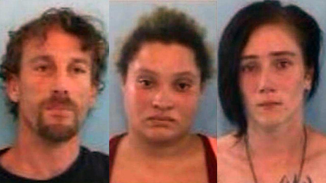 3 charged with murder after tortured 2-year-old dies in California