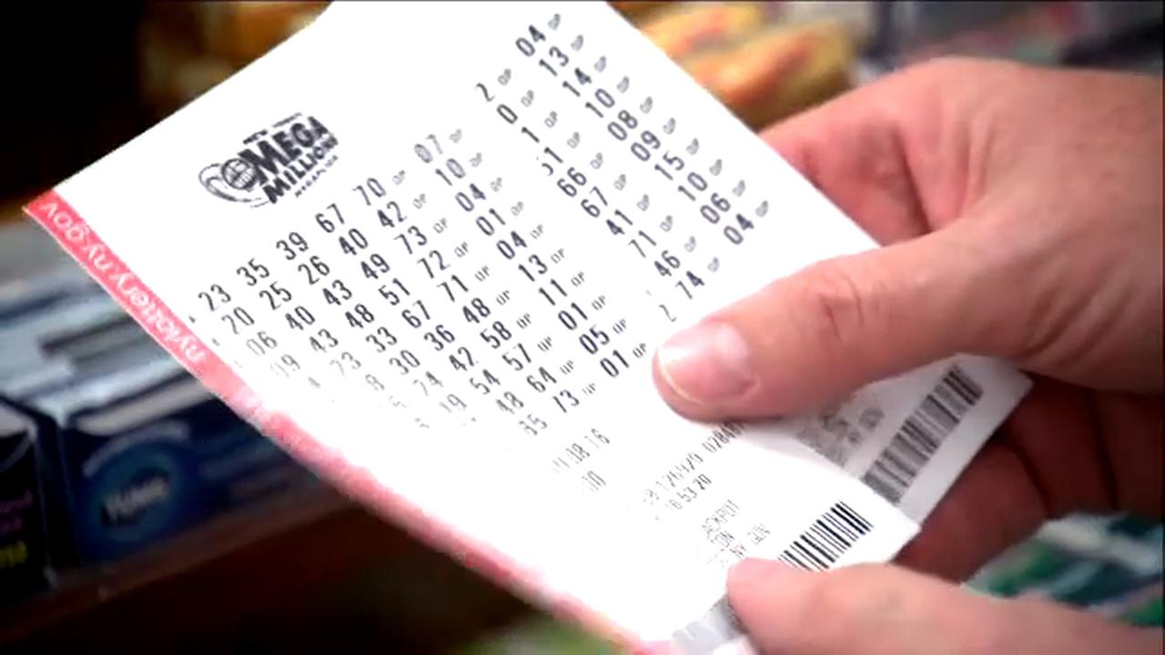 No victor in Mega Millions - jackpot up to $493 million