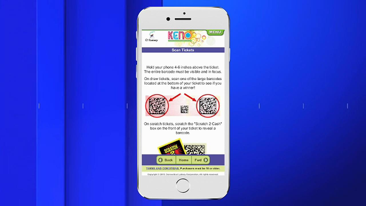 Connecticut lottery's mobile app mistakenly told people they lost