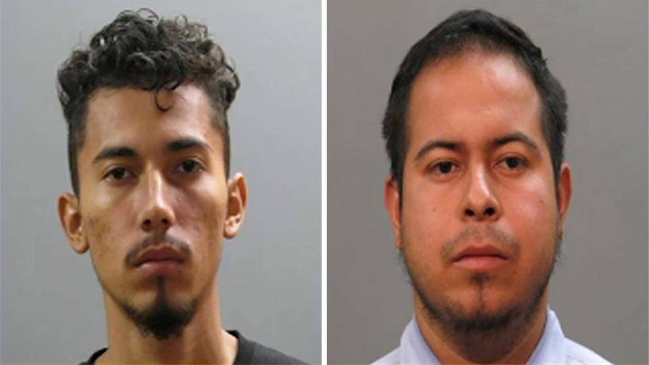 Kevin Granados-Coreas, 19, and Carlos Portillo, 22