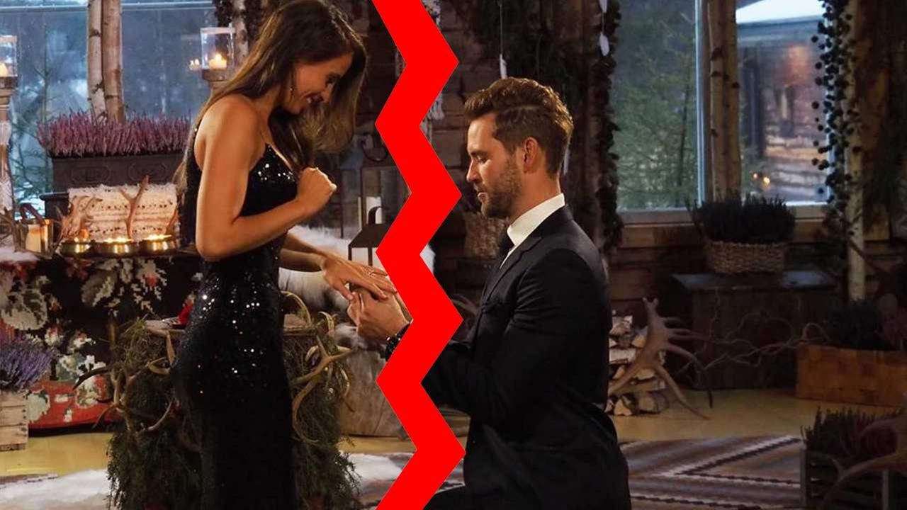 'Bachelor' breakup: Nick Viall and Vanessa Grimaldi call off engagement