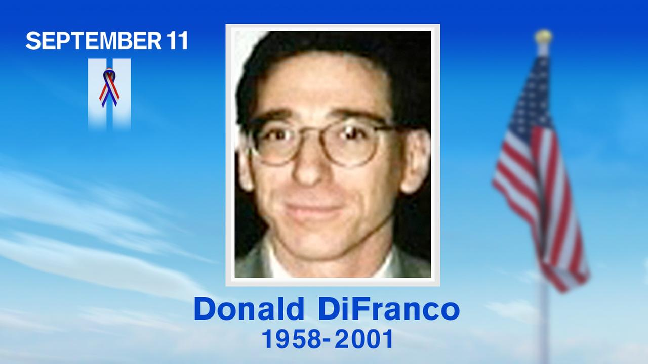 In memory of Don DiFranco, WABC engineer killed on 9/11
