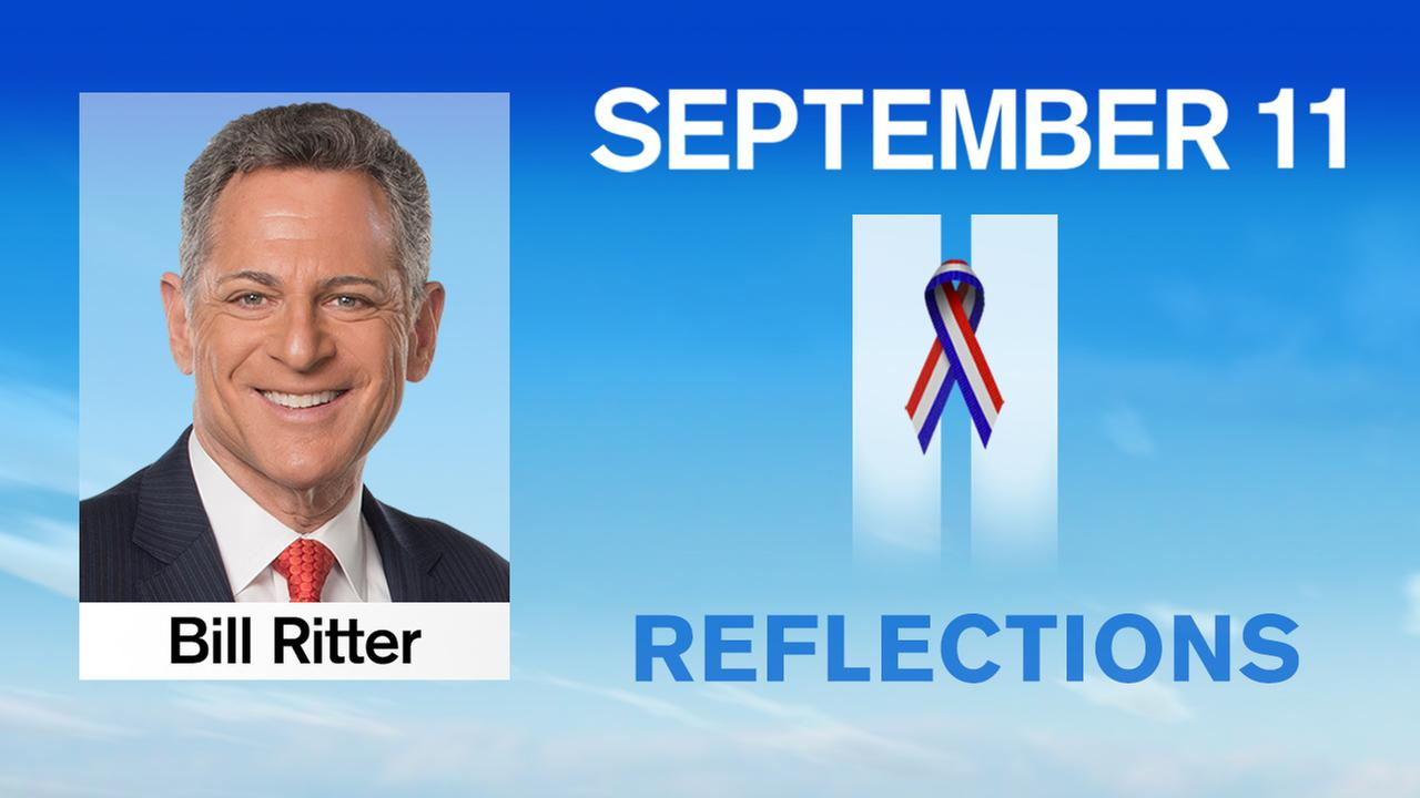 Bill Ritter reflects on the 16th anniversary of 9/11