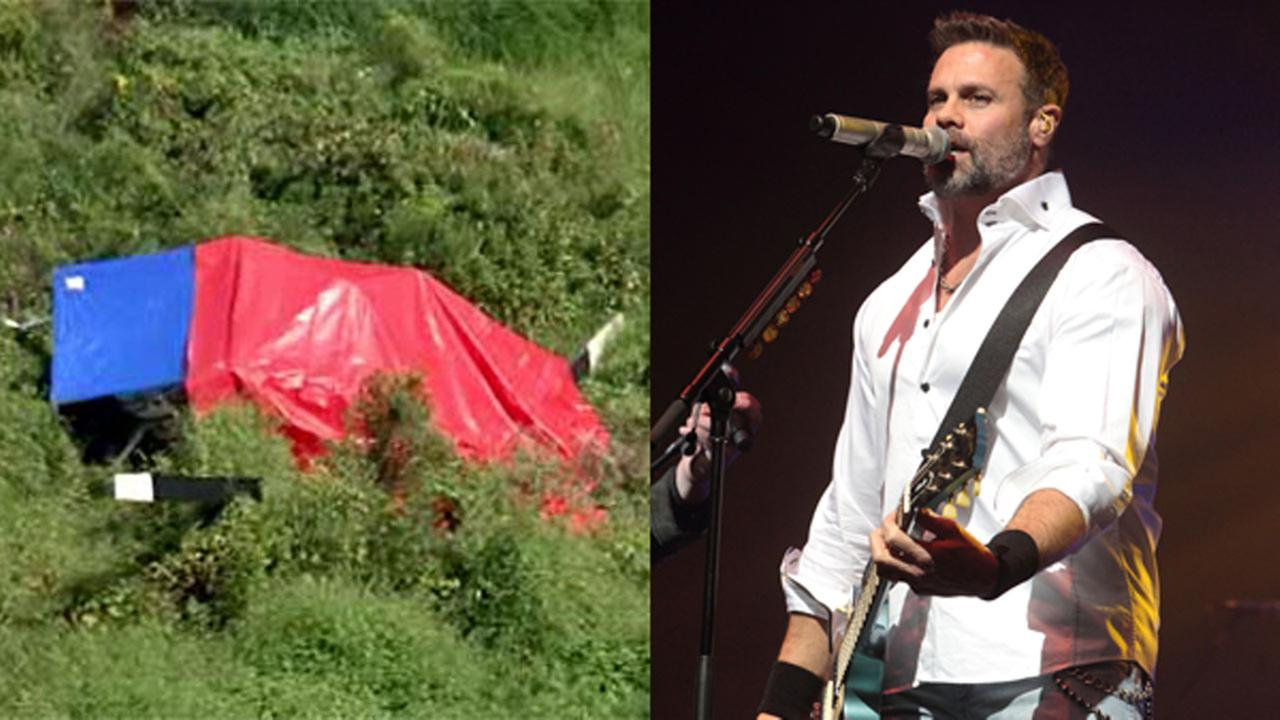 Troy Gentry of Montgomery Gentry dies in helicopter crash ahead of concert