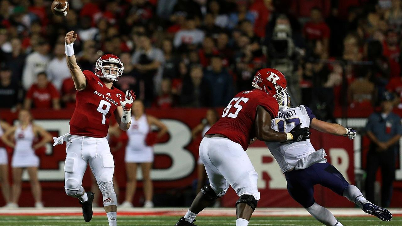 Rutgers looking to carry momentum into Lincoln, Nebraska