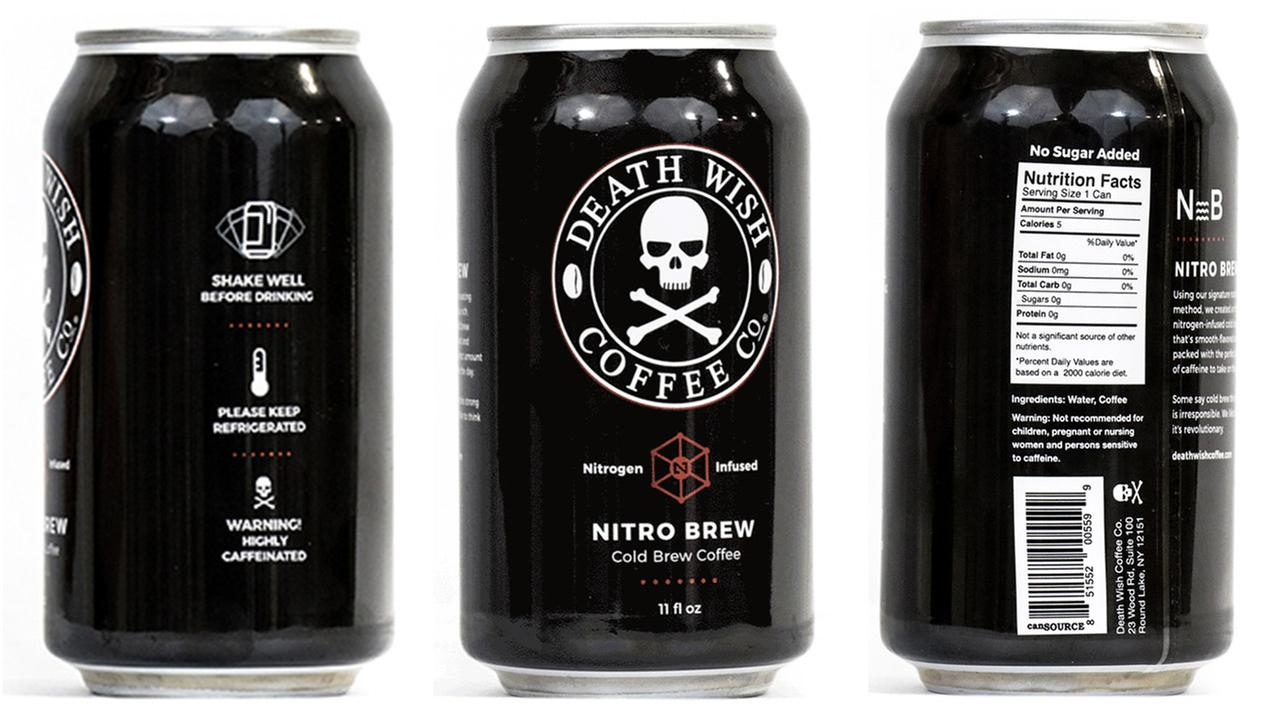 Recall alert: Coffee from company called 'Death Wish' could cause death