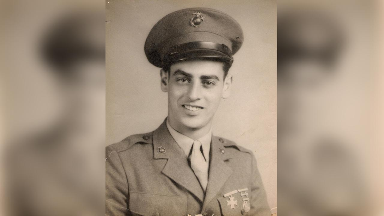 Fallen WWII Marine comes home to New York