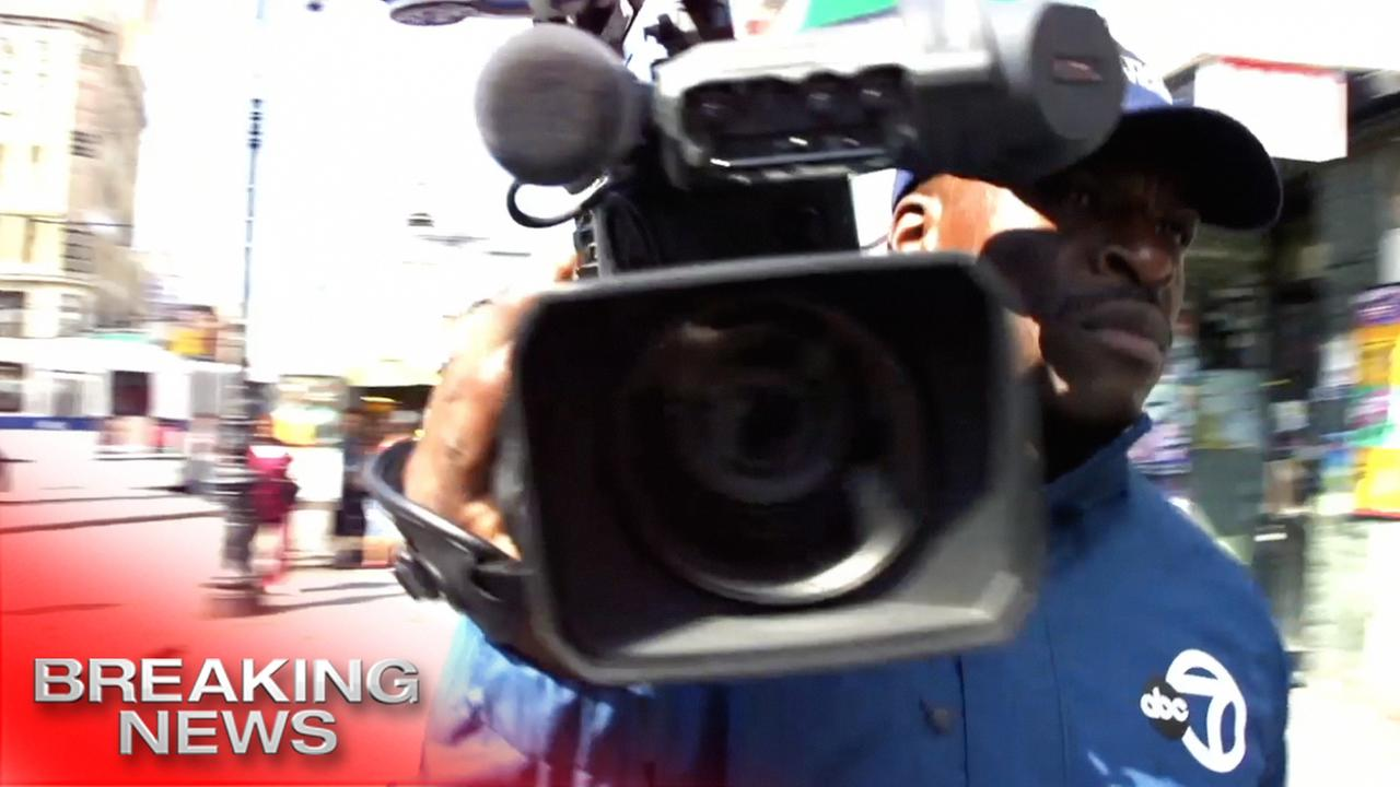 3 hurt when school bus flips over in Jamaica, Queens