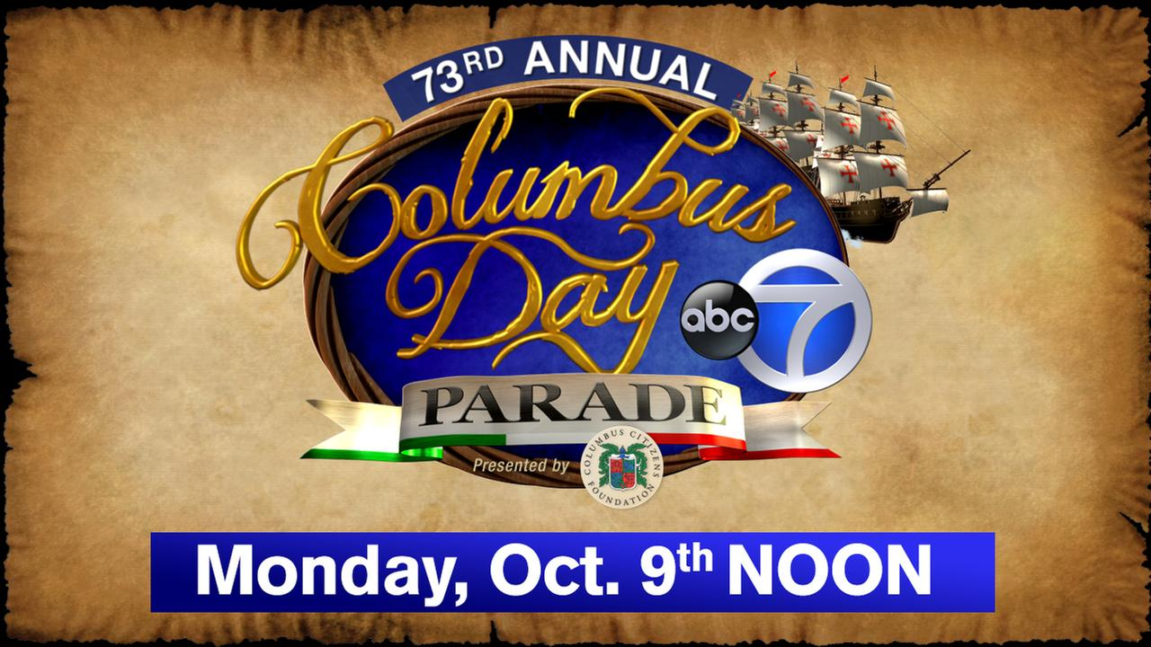 73rd Annual Columbus Day Parade on ABC7