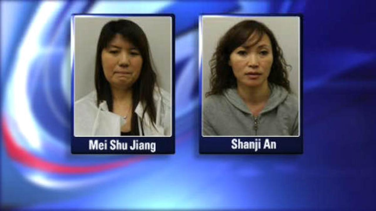 2 arrested for prostitution at Rutherford spa