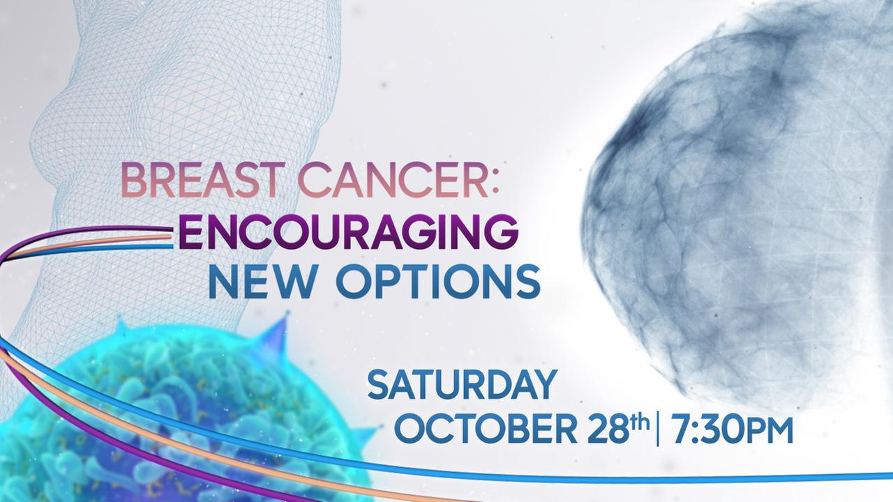 Making Strides Against Cancer Special - 'Breast Cancer: Encouraging New Options'