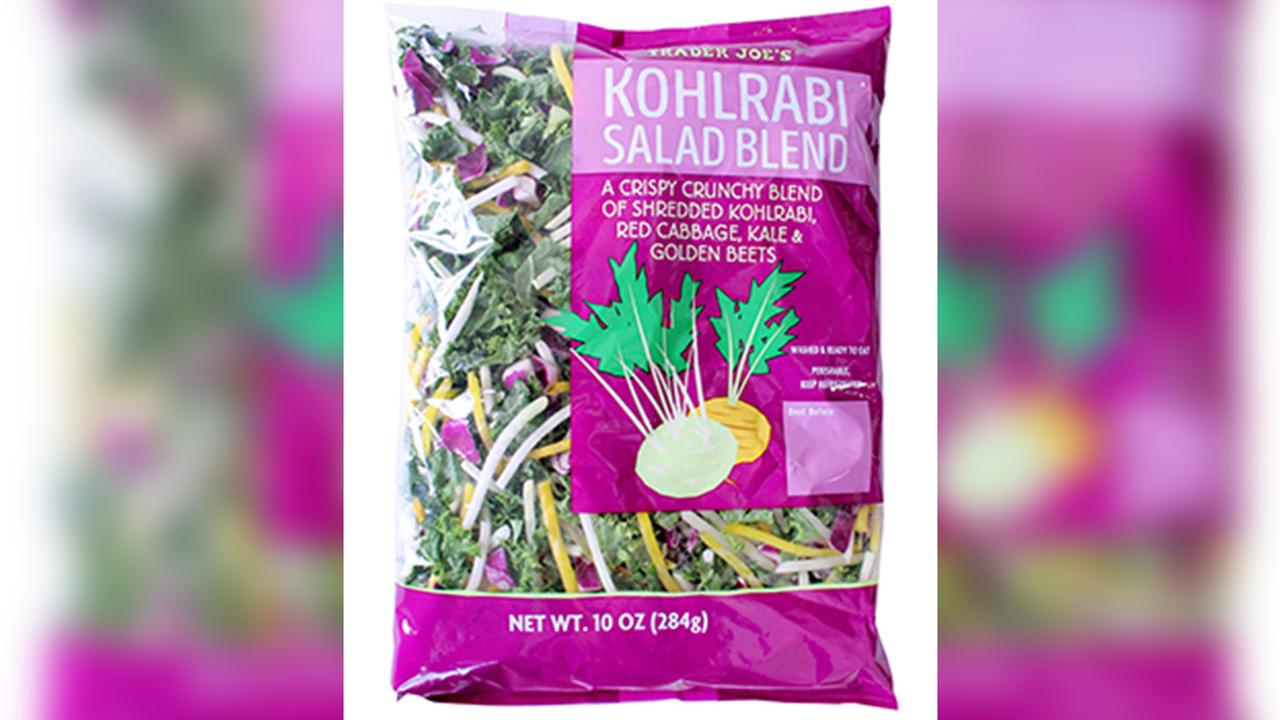 Trader Joes recalls one of their salad products due to a possible Listeria contamination.