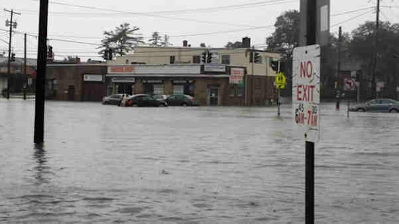 Long Island flooding
