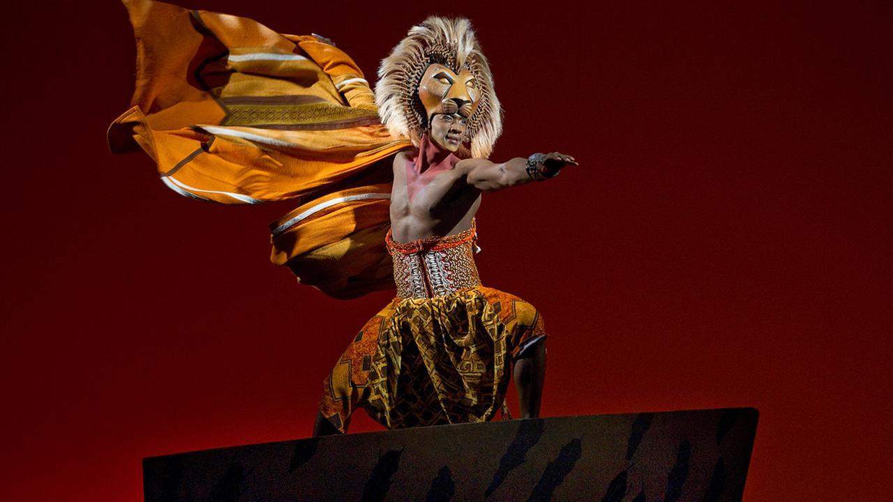 the lion king broadway disney