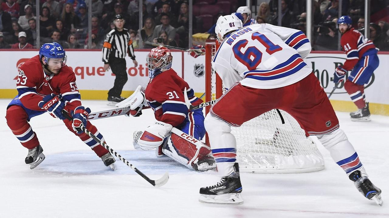 Rangers unable to recover from disappointing start