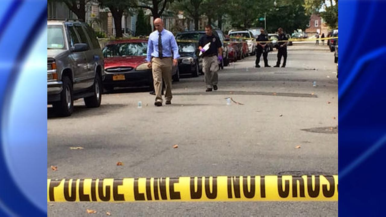 4 wounded, 2 critically, in drive-by shooting in South Jamaica, Queens
