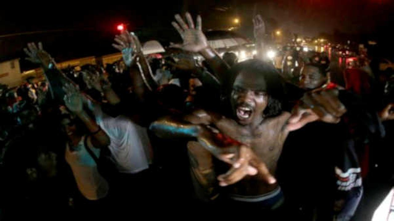 Attorney General: Government will use power to change situation in Ferguson